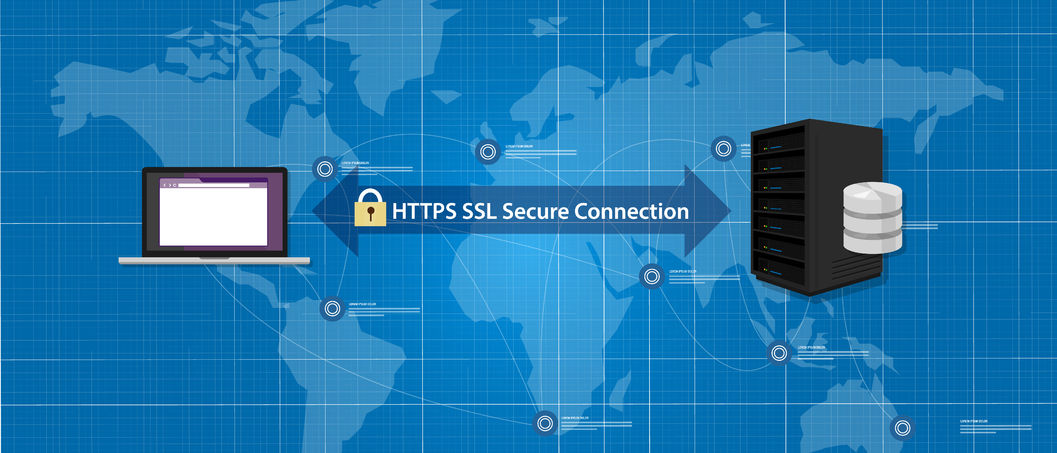 HTTPS SSL certificate Secure connection internet certificate