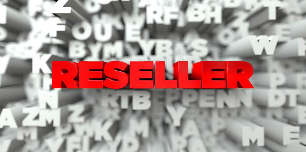 Resell DNS
