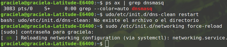 Linux Mint fix DNS_PROBE_FINISHED_NXDOMAIN