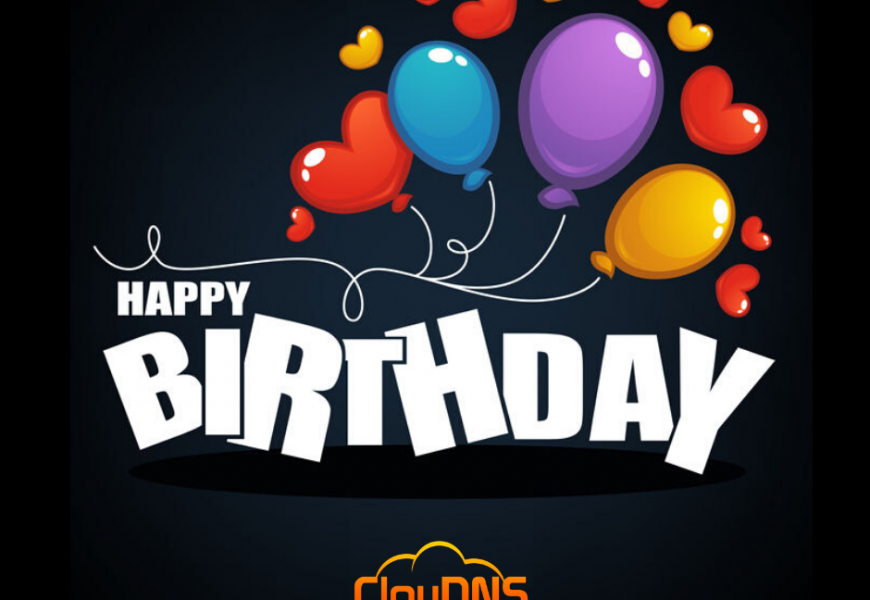 10 years ClouDNS.net