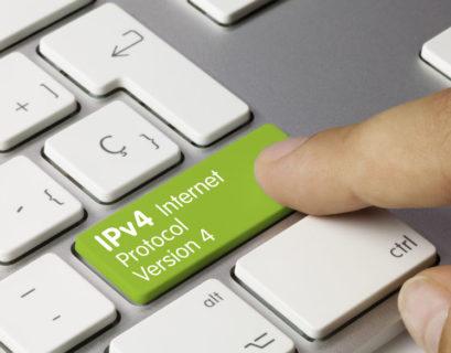 IPv4 Internet Protocol Version 4