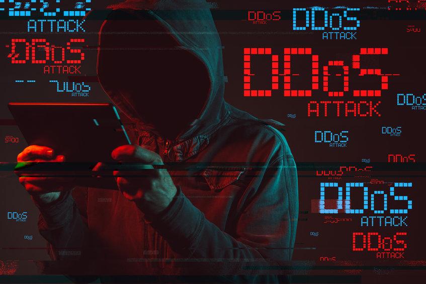 Smurf DDoS attack