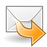 Don't have a mail server? Forward all e-mails sent to your domain to your personal e-mail in GMail, Yahoo or others.