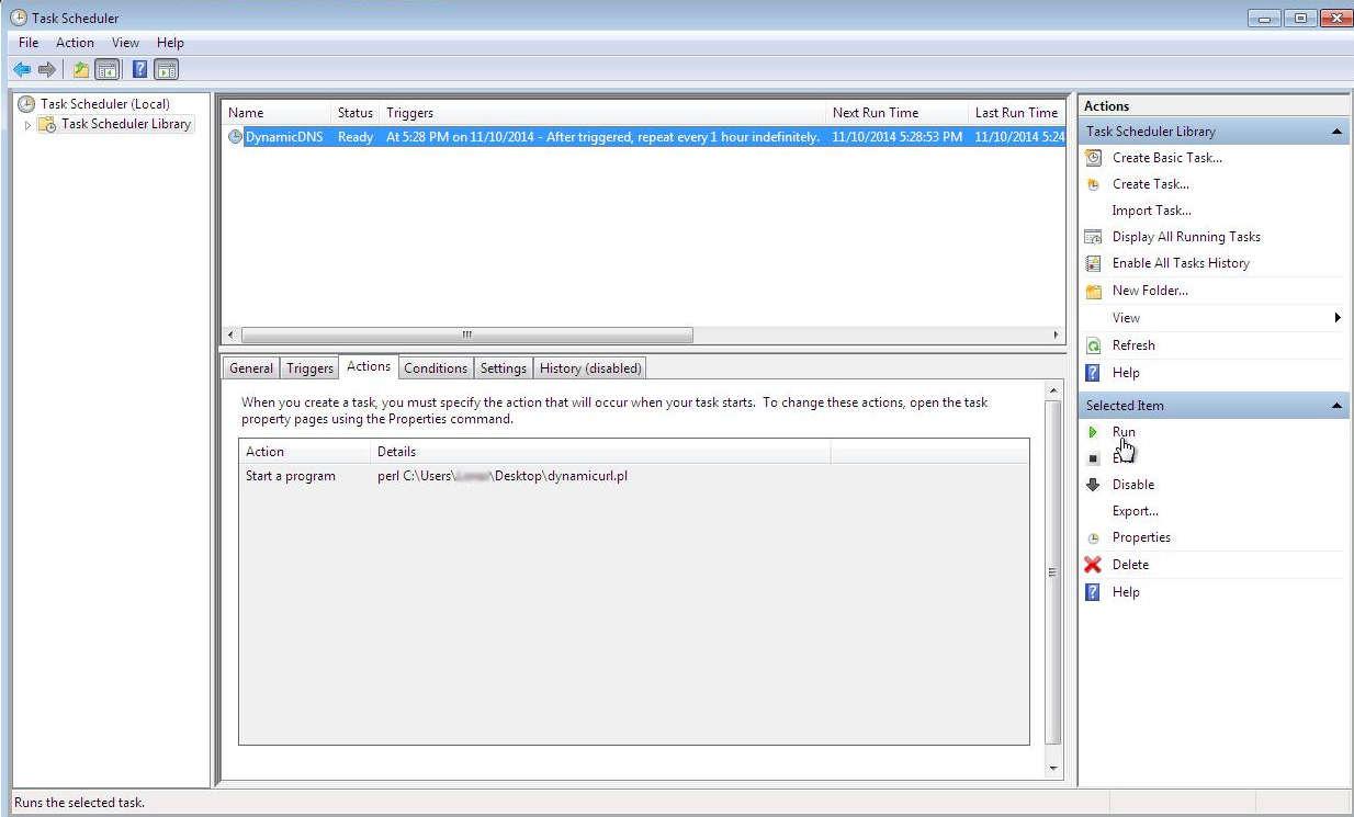 ClouDNS: Dynamic DNS for Windows